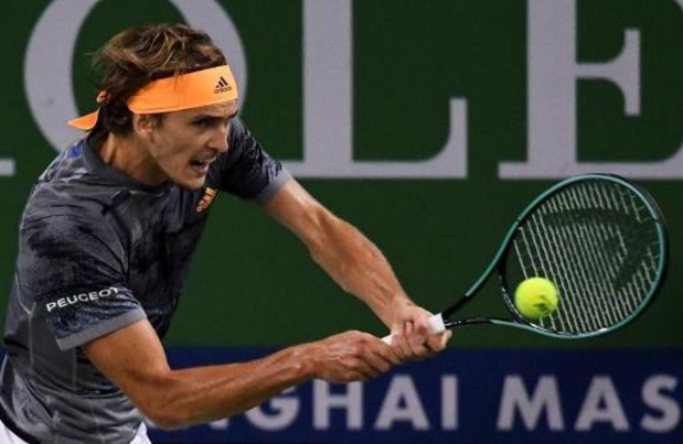 ATP Shanghai: Daniil Medvedev affrontera Alexander Zverev en finale
