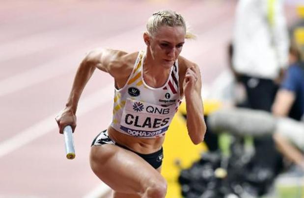 La Belgian Cheetah Hanne Claes doit subir une arthroscopie