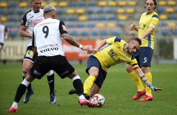 Proximus League - L'Union partage l'enjeu face à Roulers après avoir mené 3-0 au repos