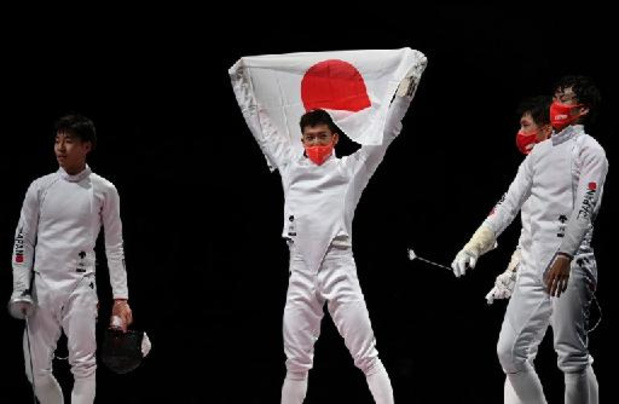 Le Japon compte déjà 17 médailles d'or, le plus haut total de son histoire