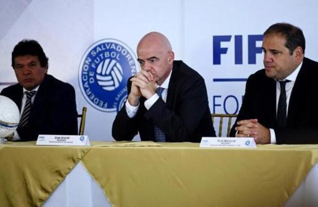 La FIFA craintive quant à la reprise du football international en 2020