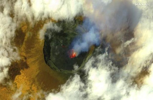 Poursuite de très forts séismes au pied du volcan Nyiragongo (RDC)