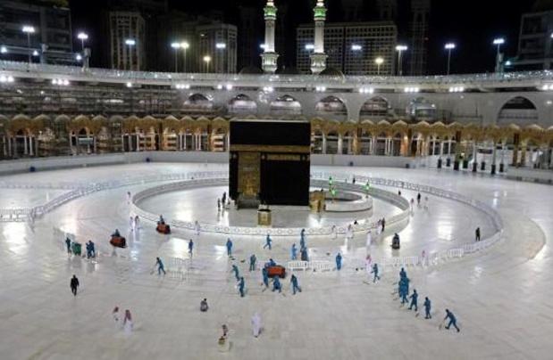 """Coronavirus - Le grand pèlerinage de La Mecque maintenu avec un """"nombre très limité"""" de fidèles"""