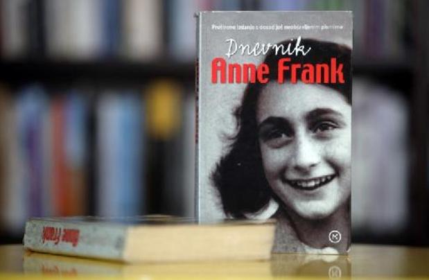 Les manuscrits d'Anne Frank désormais disponibles intégralement en ligne
