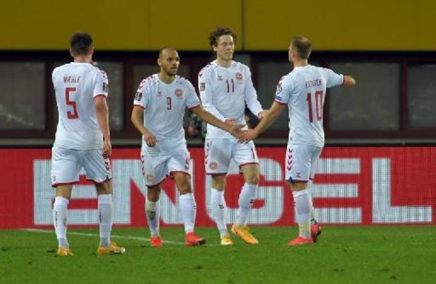 Euro 2020 - Le Danemark, adversaire des Diables Rouges, dévoile une sélection sans grande surprise