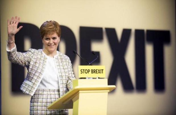 """Les indépendantistes écossais en campagne contre un Brexit """"désastreux"""""""