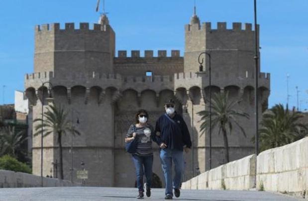 Meer dan 25.000 dodelijke slachtoffers in Spanje