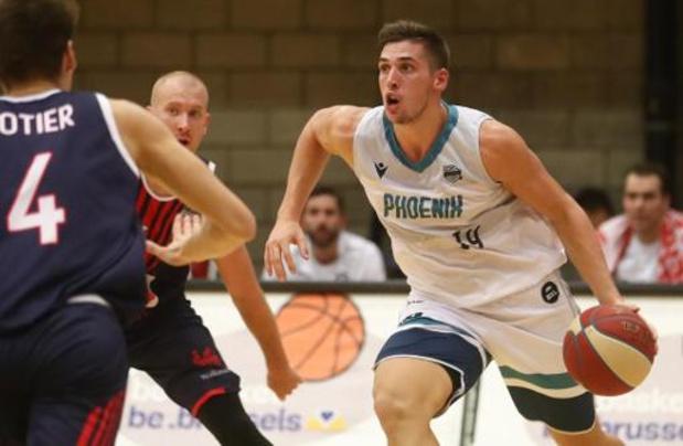 FIBA Europe Cup - Le Brussels s'impose à Charleroi et reste en course pour la qualification