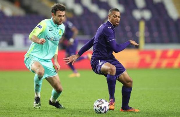 Jupiler Pro League - Le Sporting d'Anderlecht met fin à la série d'un Racing Genk transparent