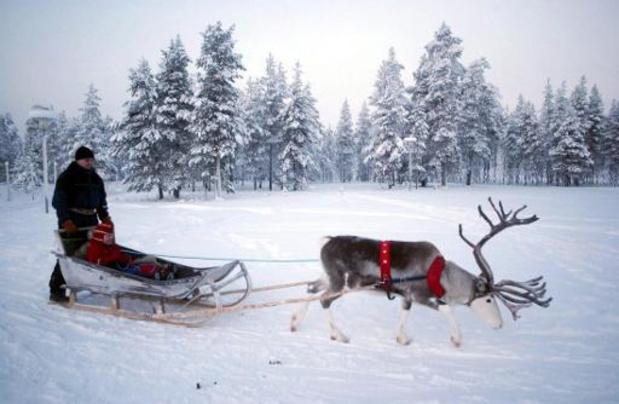 Salla, la ville la plus froide de Laponie, candidate aux Jeux Olympiques d'été de 2032