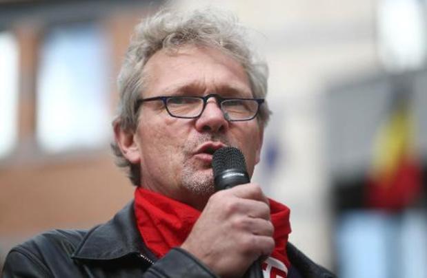 """Thierry Bodson prendra officiellement la tête de la FGTB """"sur la place publique"""""""