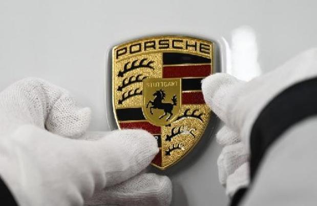 Onderzoek naar Porsche in Duitsland voor geknoei met CO2-emissiedata van benzinemodellen