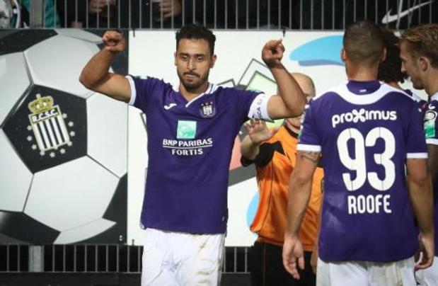 Jupiler Pro League - Anderlecht tient sa première victoire en déplacement: 1-2 à Charleroi