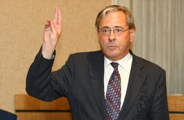 Décès de Joseph Maraite, ministre-président de la Communauté germanophone de 1986 à 1999