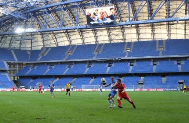 Poolse voetbalfans zijn weer welkom in stadions