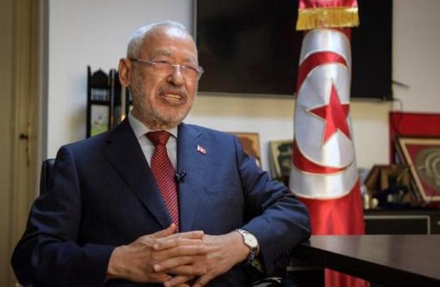 "Tunesische parlementsvoorzitter roept op tot ""vreedzame strijd"" tegen ""absolute macht"""