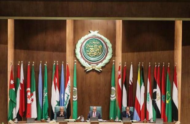 Pas de consensus entre les Émirats et Israël à la Ligue arabe