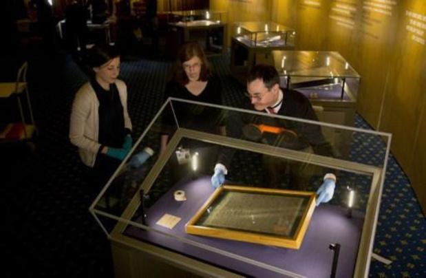 Brit schuldig aan mislukte roof Magna Carta in kathedraal van Salisbury