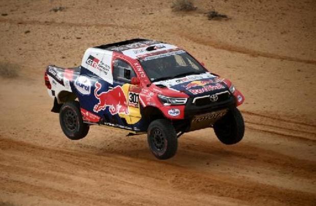 Rallye d'Andalousie - Nasser Al-Attiyah (Toyota Hilux Overdrive) remporte la 3e étape