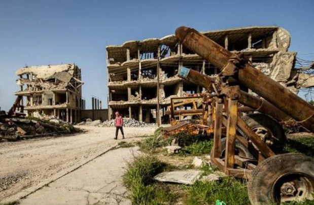 Op tien jaar tijd eiste conflict in Syrië zeker 388.000 mensenlevens