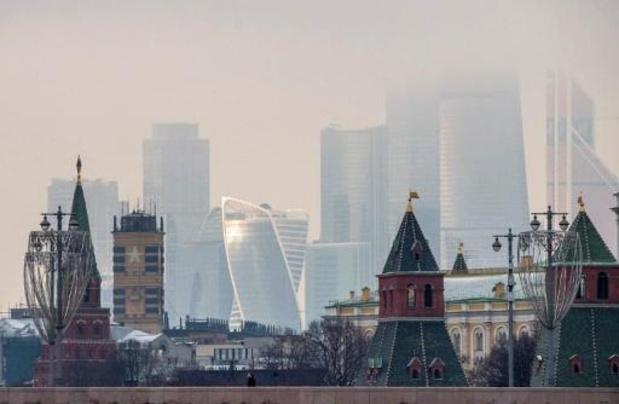 Eerste besmetting in Moskou