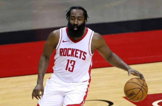 Les Brooklyn Nets officialisent l'arrivée de James Harden
