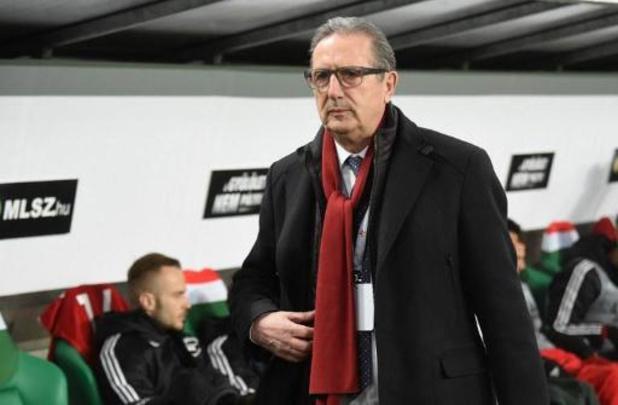 Georges Leekens a annoncé mettre un terme à sa carrière d'entraîneur