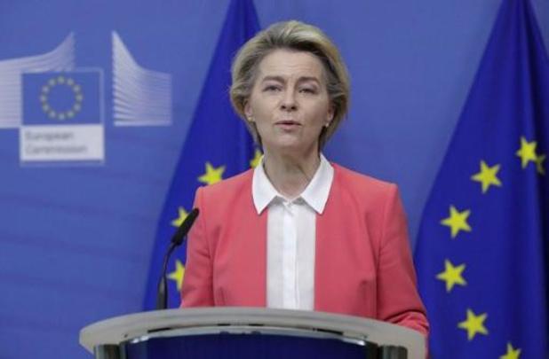 Extra geld voor België uit herstelfonds