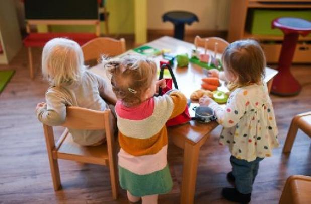"""""""Komende twee jaar minstens 1.300 mensen opleiden voor kinderopvang"""" (CD&V)"""