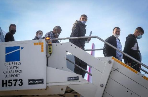 200 passagers déjà testés dimanche matin à l'aéroport de Charleroi