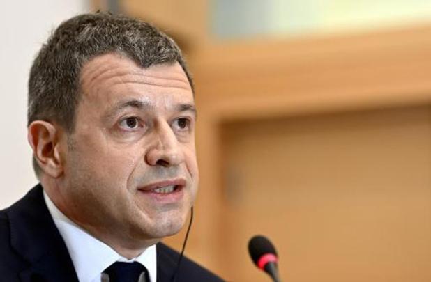 Brussels parket opent opsporingsonderzoek naar FAGG-topman Hugues Malonne