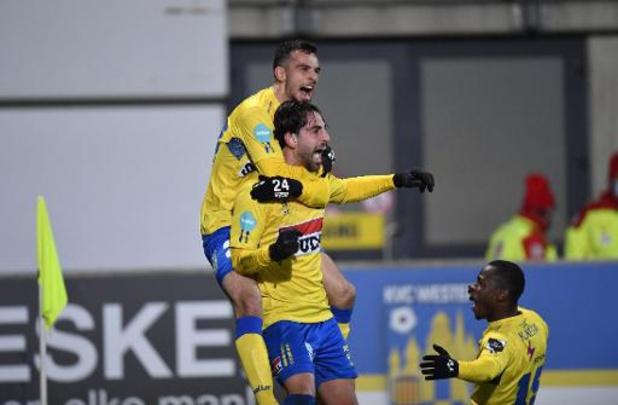 1B Pro League - Westerlo wint doelpuntrijke topper tegen Seraing