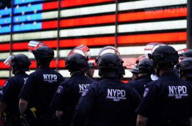 Burgemeester en politie New York voor rechter wegens geweld tijdens BLM-betogingen