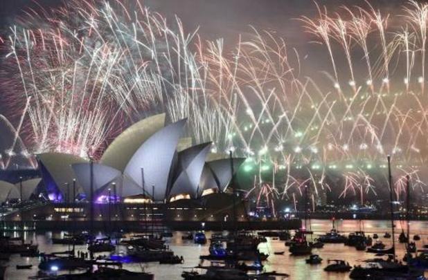 Le feu d'artifice de Sydney aura bien lieu, malgré une pétition réclamant son annulation