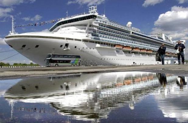 Cruiseschip moet op afstand blijven voor Baai van San Francisco