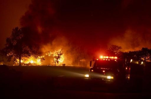 Bosbranden Californië: gouverneur vraagt hulp van Australië en Canada bij bluswerken