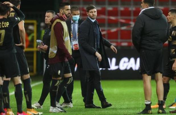 """Europa League - Gerrard sur le goal de Kemar Roofe: """"Le plus beau que j'ai jamais vu, un moment de génie"""""""
