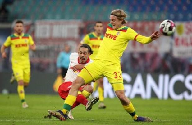 Raman, buteur avec Schalke 04, et Bornauw, avec Cologne, qualifiés en Coupe d'Allemagne