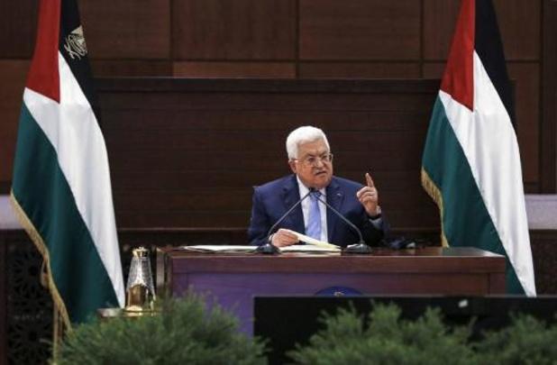 """Accord de normalisation entre les Emirats et Israël - Personne ne peut parler """"au nom du peuple palestinien"""", dit Mahmoud Abbas"""