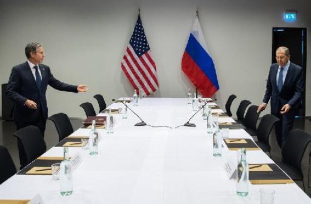 Amerikaanse buitenlandminister pleit voor samenwerking met Rusland