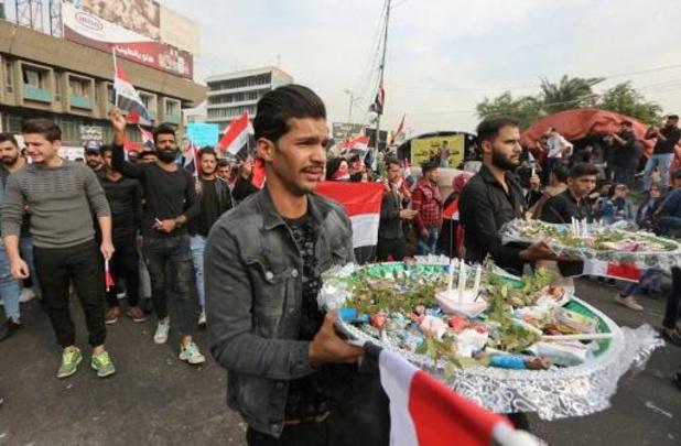 Parlement aanvaardt ontslag van Iraakse regering