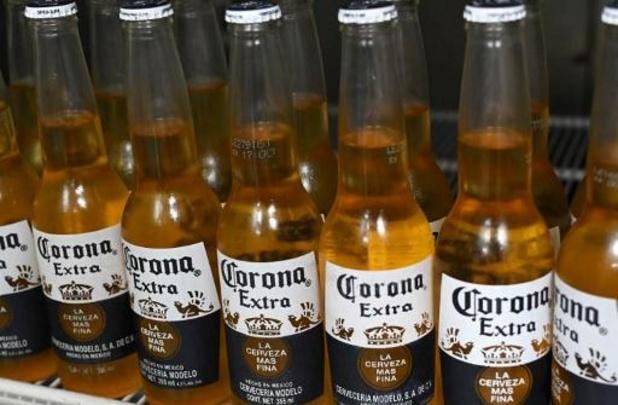 Sommige Amerikanen mijden Corona-bier