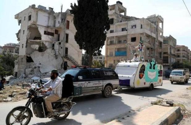 Compromis over humanitaire hulp in Syrië stoot opnieuw op veto's