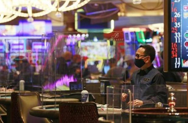 Coronavirus - Las Vegas rouvre ses portes aux joueurs et touristes avec de nouvelles mesures sanitaires