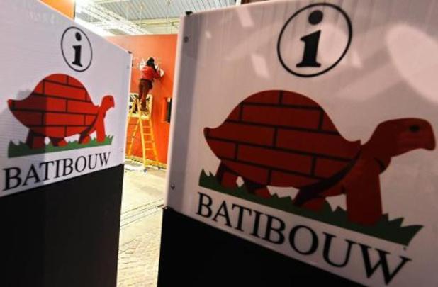 Les salons professionnels de Batibouw reportés à 2022