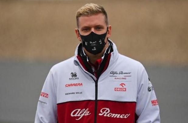 Mick Schumacher tout proche du titre en Formule 2