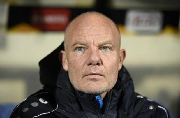 Bertrand Crasson n'est plus l'entraîneur de Dudelange