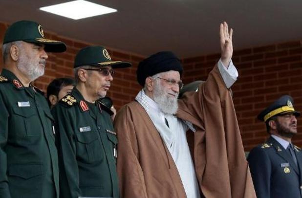 """Khamenei maintient son opposition à tout dialogue """"avec les Américains"""""""