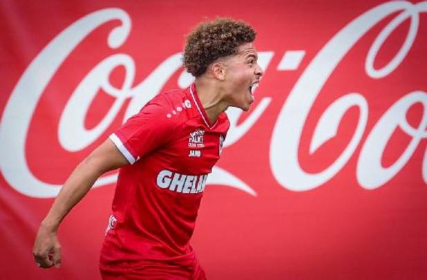 """Benson wil met Antwerp punten pakken tegen Frankfurt: """"Beter doen dan in Griekenland"""""""