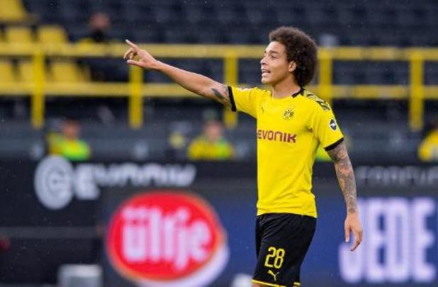 Belgen in het buitenland - Tweede plaats voor Dortmund in gevaar na thuisnederlaag tegen Mainz